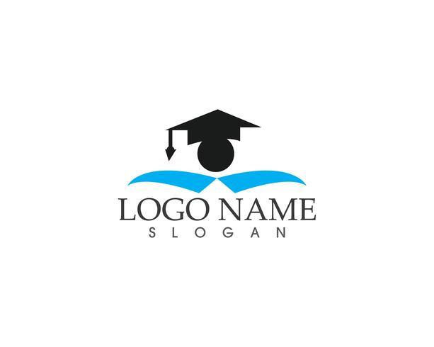 Onderwijs logo vector