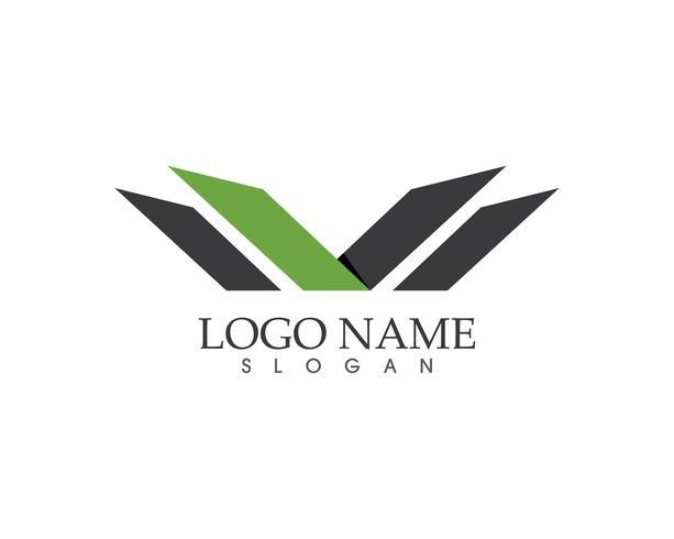 W logo vettoriale