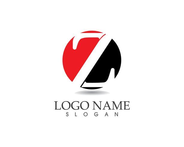 Z logo lettre vector