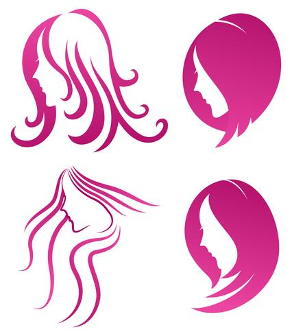 fashion icon symbol of female beauty  download free