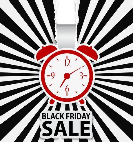 Vendita di venerdì nero con borse della spesa. Vendita di poster
