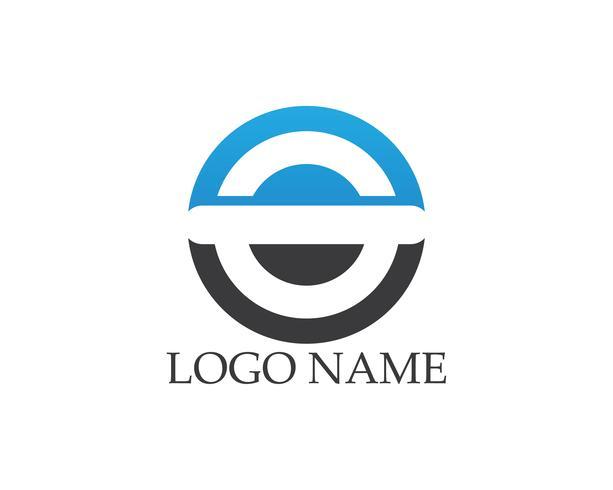 Business icon logo vector