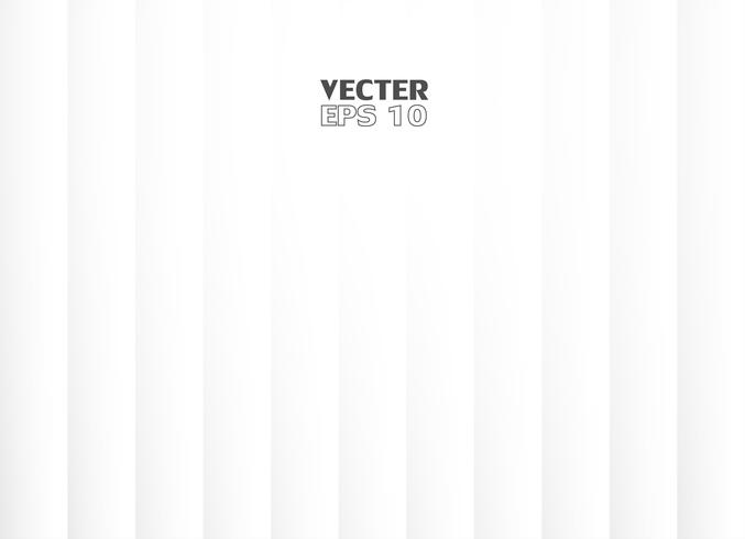 Abstract. white background, light and shadow. Vector.