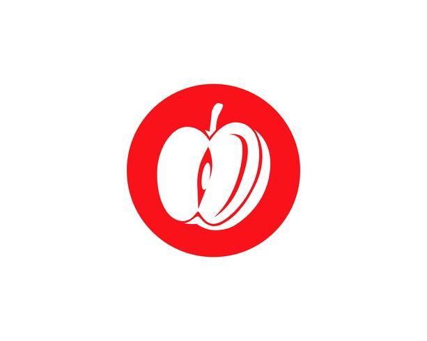Apple vectorillustratie
