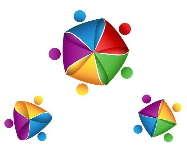 Logo Group Business auf Stern