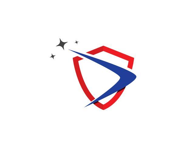Iconos de vector de plantilla de logotipo más rápido