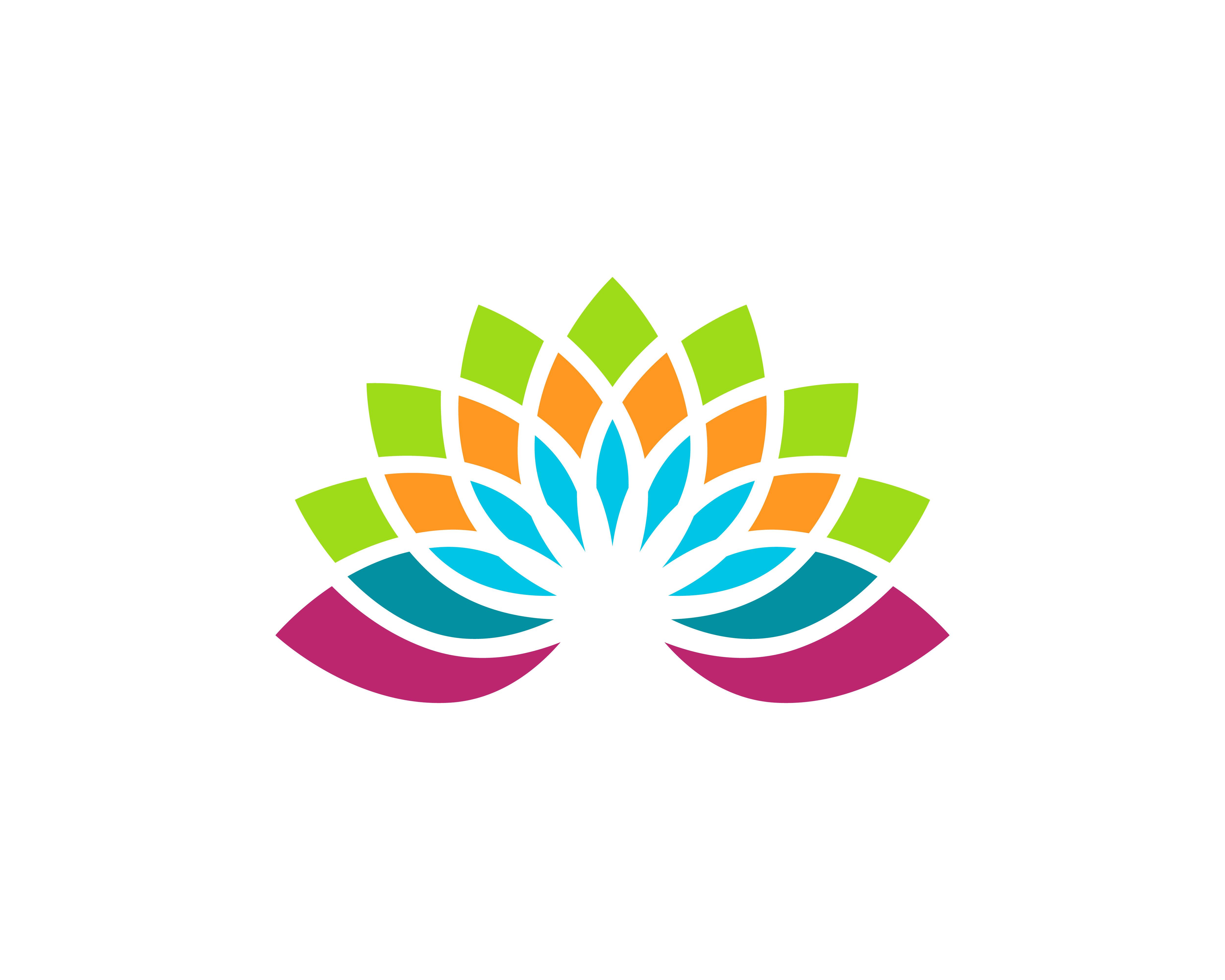 蓮花logo 免費下載   天天瘋後製