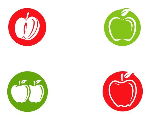 Illustration vectorielle Apple