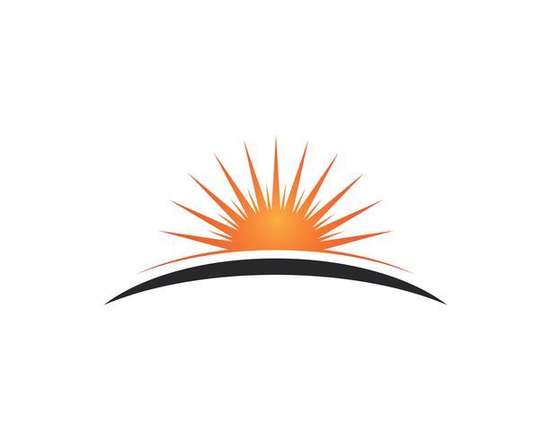 Sol genérico logotipo e símbolos