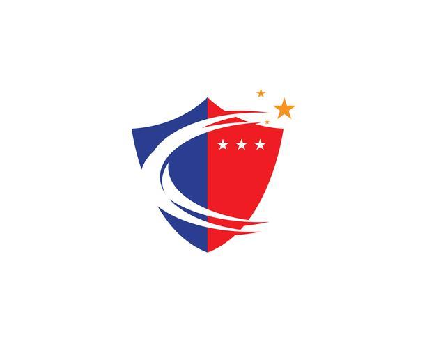 Logo de vecteur de modèle de logo plus rapide