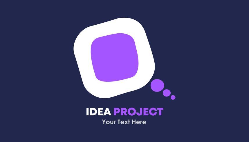Logo Concept för ny Start och Company