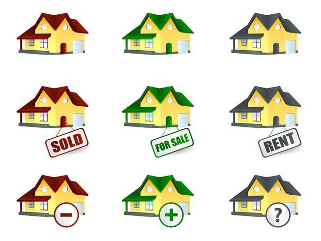 Hus till salu och hyra
