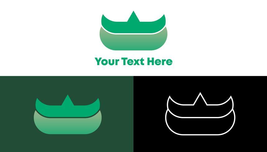 Taket av pagoden Logo Design