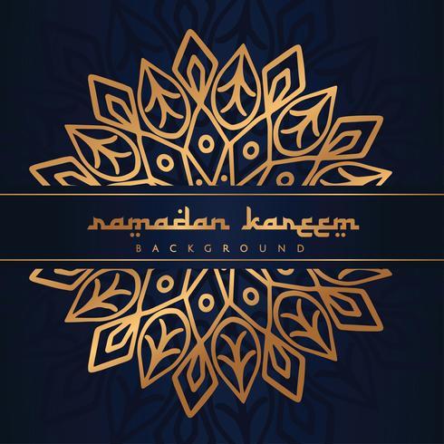 Ramadan Kareem Vector Design