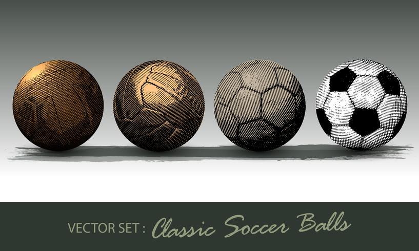 klassieke voetbal