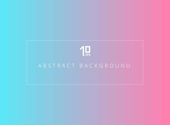 Abstract geometric stripe pattern blue and pink background.