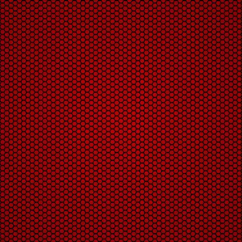 vectorillustratie van rode koolstofvezel naadloze achtergrond vector