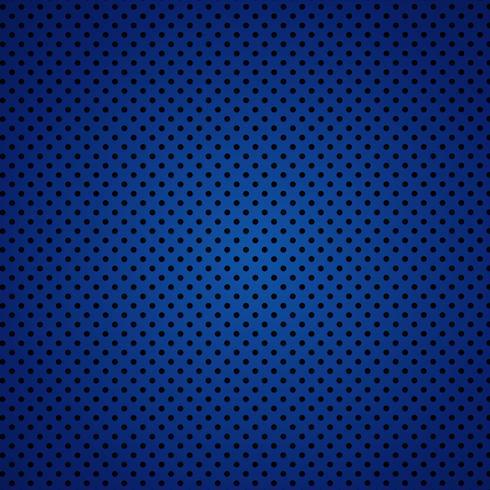 Ilustración de vector de fondo transparente de fibra de carbono azul
