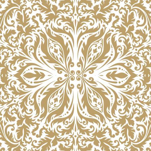Sfondo Premium vintage ornamentale di lusso.