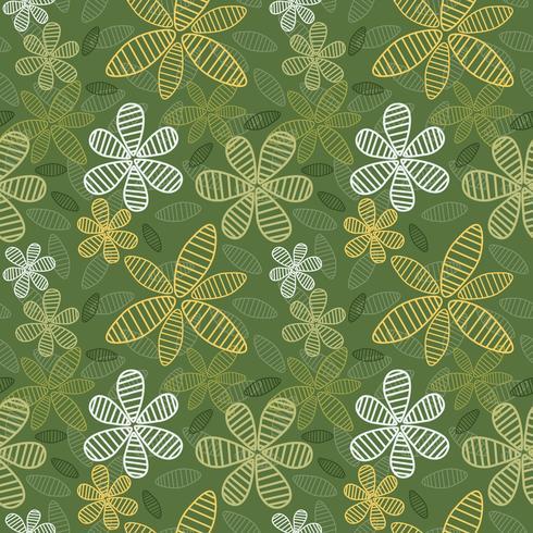 Fundo Floral sem costura Vector4-01