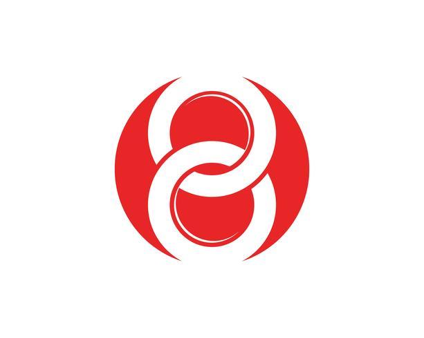 Infinity Design Infinity logo Modello di logo vettoriale