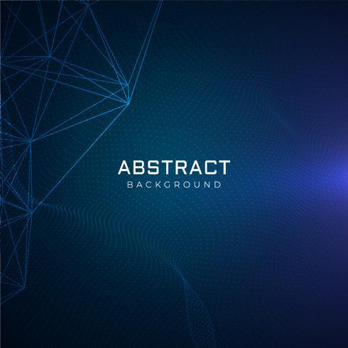 Abstrato da tecnologia