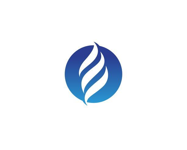 Fire Logo Template vectors