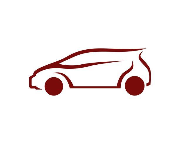 Auto auto Logo Template vector icon