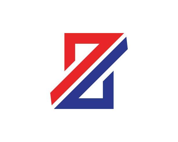 Zakelijke financiën logo en symbolen app sjabloon