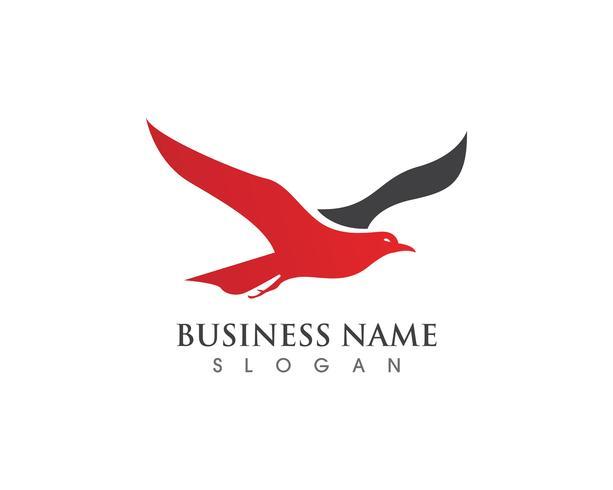 Eagle Bird Logo Template vector iconos