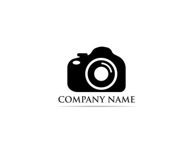 Photography Logo Vector illustrator black