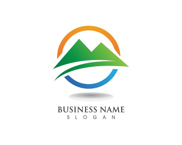 Mountain logo and symbols - Download Free Vector Art, Stock Graphics
