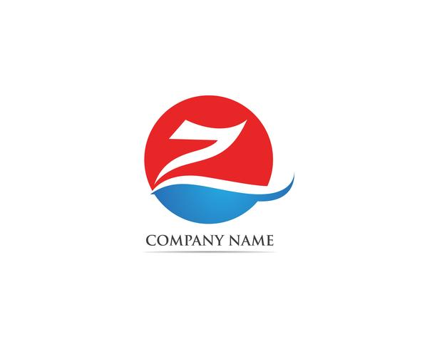Modelli di logo Z logo