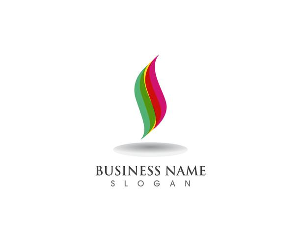 Pijlen vector illustratie pictogram Logo sjabloon