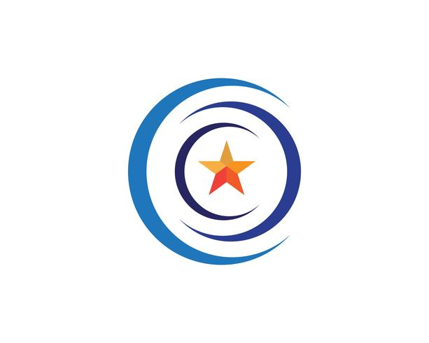 Draad wereld pictogram Logo sjabloon vectorillustratie