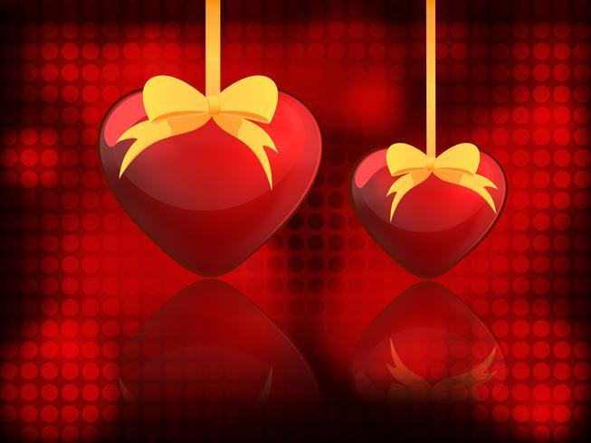 Dois corações - dia dos namorados