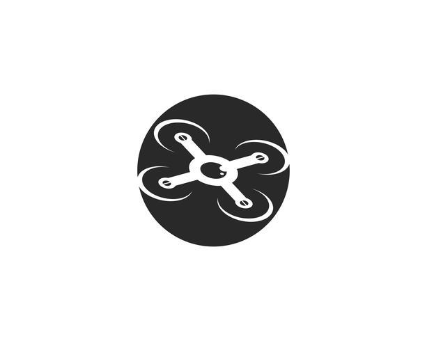 Brummenlogo und Symbolvektorillustration