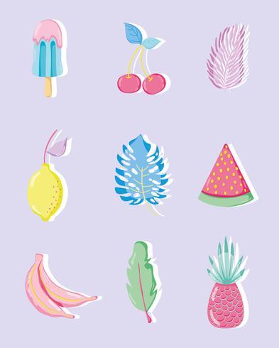 Frutti pastosi e pastosi
