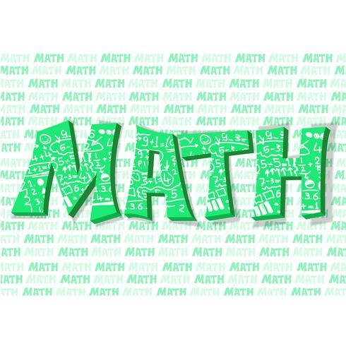 iconos matemáticos educativos