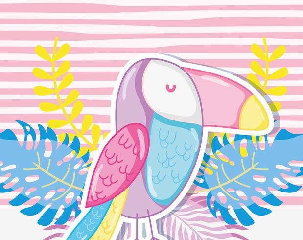 Punchy Pastell-Konzept