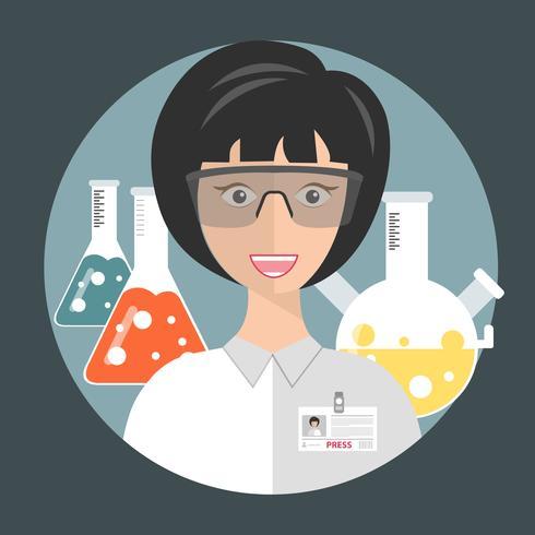 Assistante de laboratoire