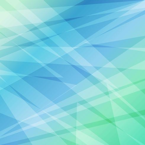 Heller transparenter abstrakter geometrischer Hintergrund für Geschäft