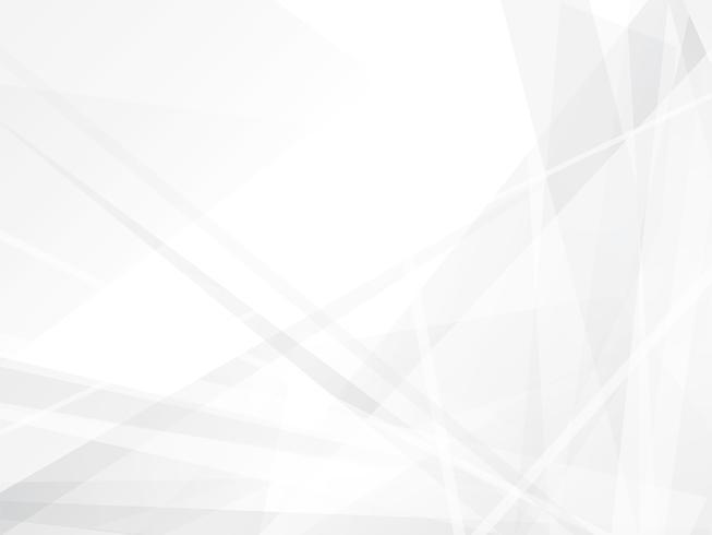 Fundo abstrato geométrico cinzento claro moderno
