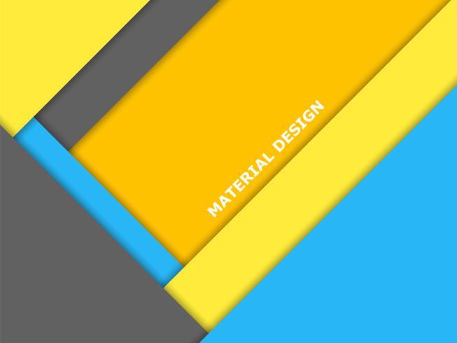 Diseño de material de vectores de fondo, colores modernos.