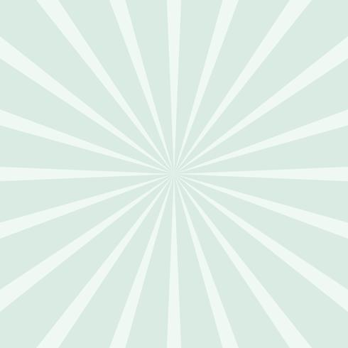 Gris vintage líneas radiales fondo de patrón de rayos vector