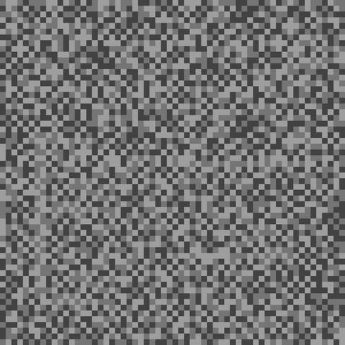 Monochrome pixel background vector