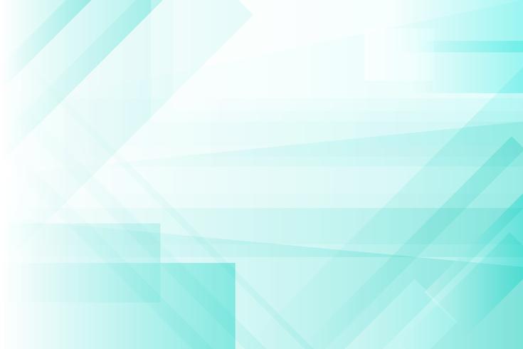Priorità bassa astratta blu geometrica