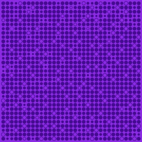 Abstract simple background with dots,circles, violet color