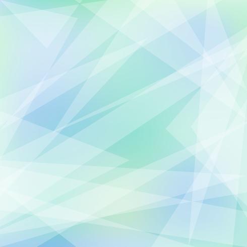 Fondo abstracto geométrico suave en colores claros