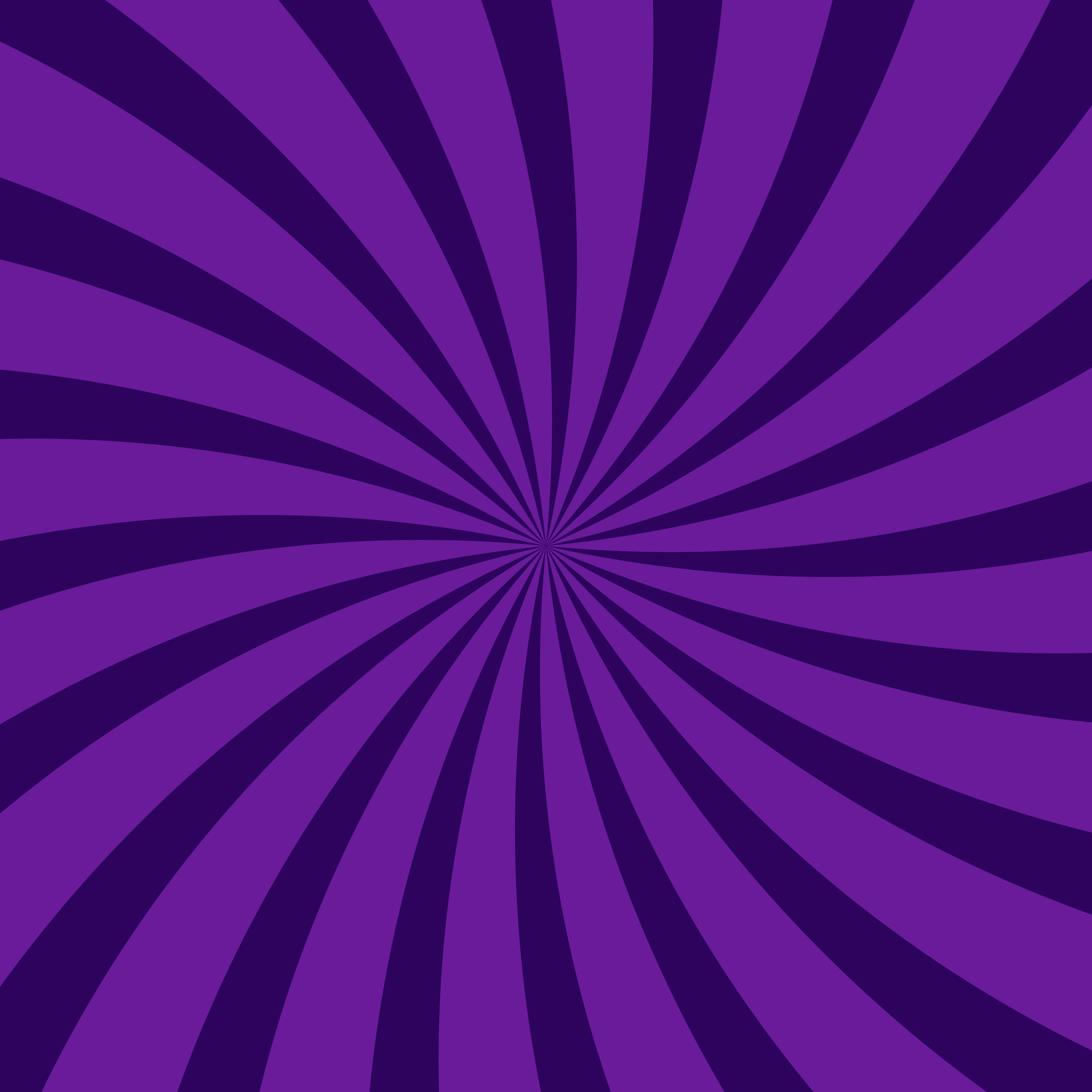 Abstract Swirling Radial Dark Purple Pattern Background